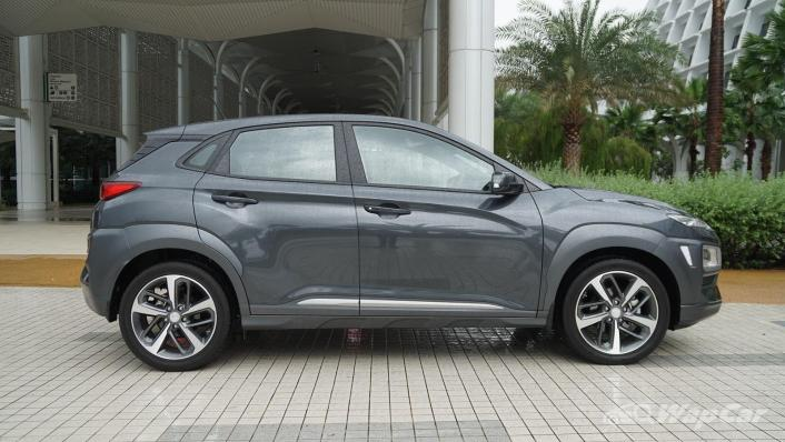 2020 Hyundai Kona 2.0 Standard Exterior 004
