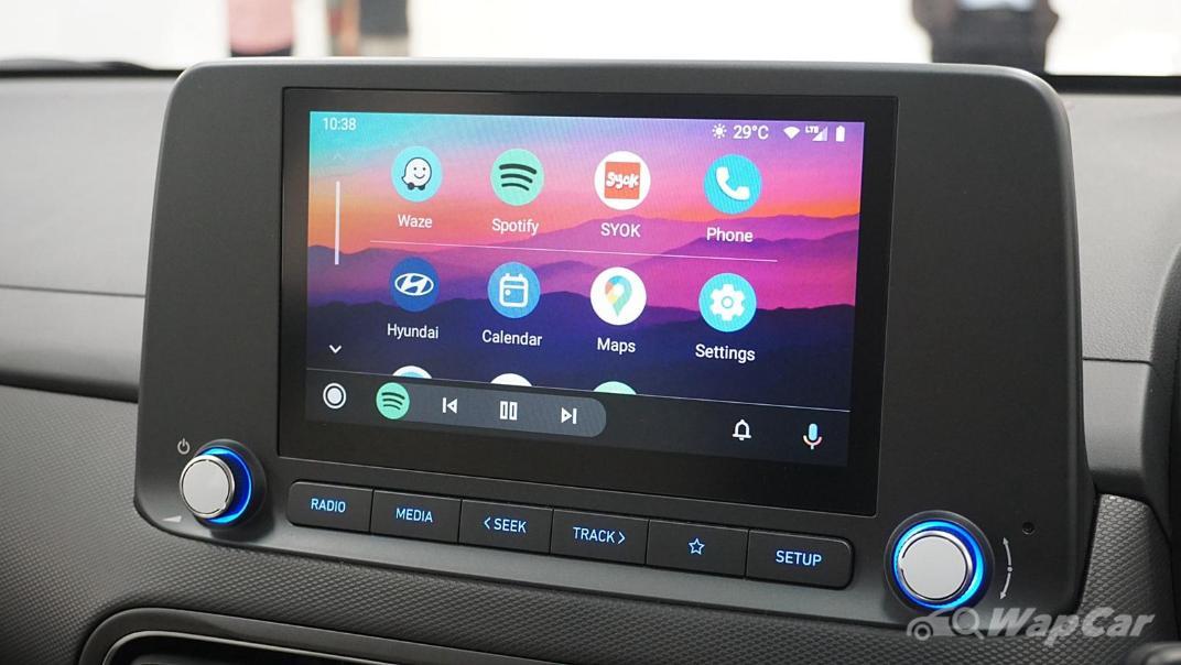 2021 Hyundai Kona 2.0 Active Interior 020