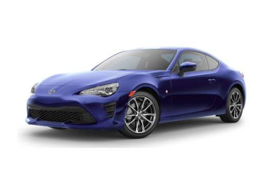 2018 Toyota 86 2.0 (A)