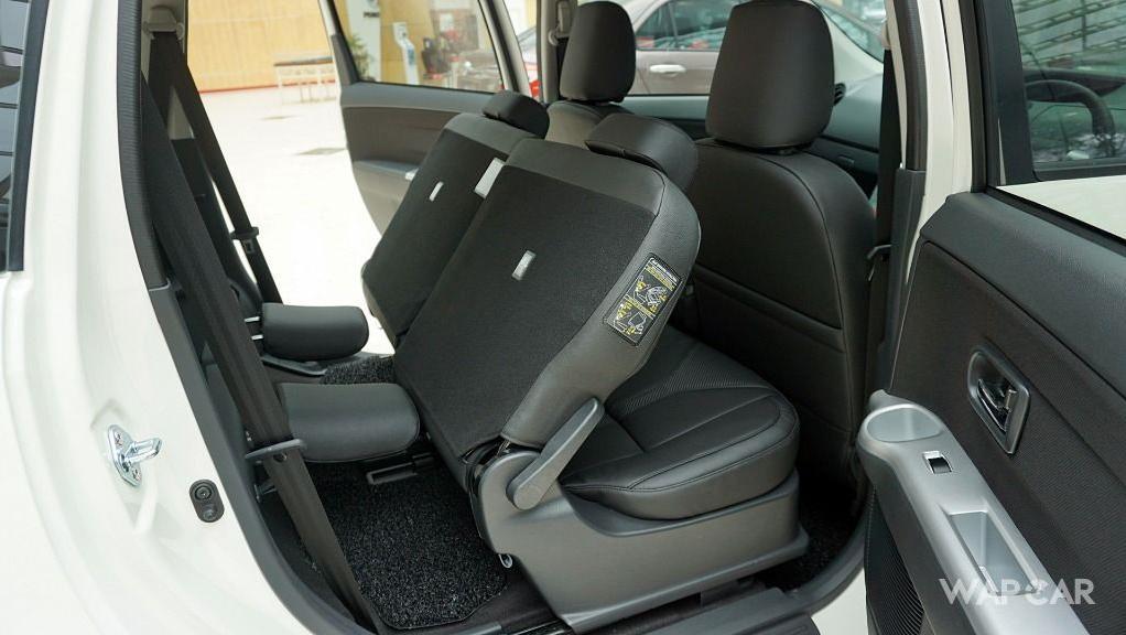2018 Perodua Alza 1.5 AV AT Interior 052