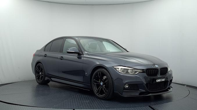 2017 BMW 3 30E 2.0