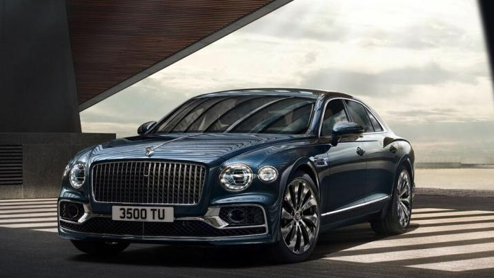 Bentley Flying Spur (2020) Exterior 001