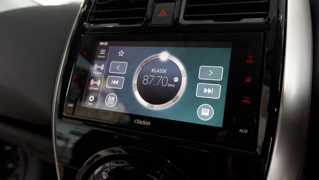 2018 Nissan Almera 1.5L VL AT Interior 011