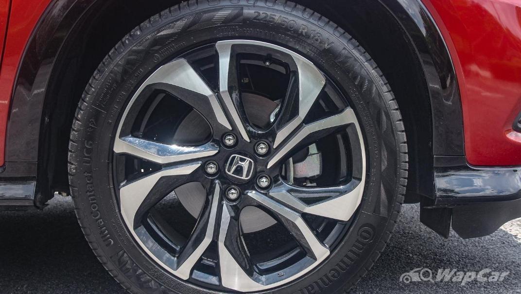 2019 Honda HR-V 1.8 RS Exterior 032