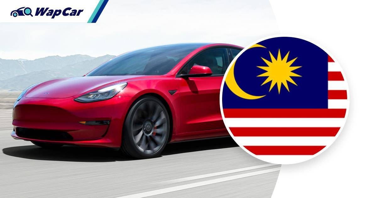 Carsome offers new Tesla Model 3 Performance in Malaysia for RM 458k 01