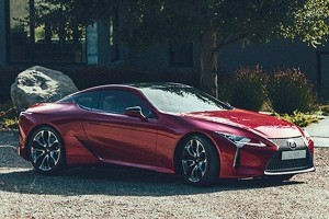 The new 2020 Lexus LC 500 sheds 10 kg, priced from RM 1.25 mil