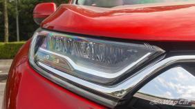 2019 Honda CR-V 1.5TC Premium 2WD Exterior 011
