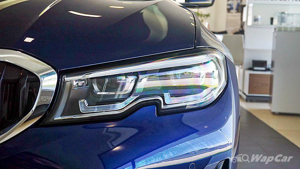 2020 BMW 3 Series 320i Sport Exterior 054