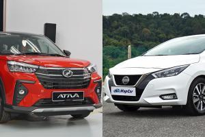 2021 Perodua Ativa vs Nissan Almera —— 1.0L Turbo,哪款更优秀?