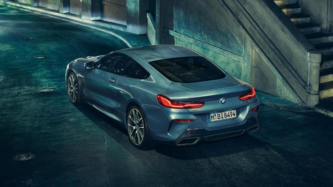2020 BMW M850i xDrive Coupe Exterior 016