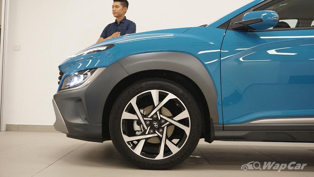 2021 Hyundai Kona 2.0 Active Exterior 024