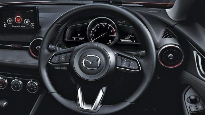 Mazda CX-3 (2018) Interior 002