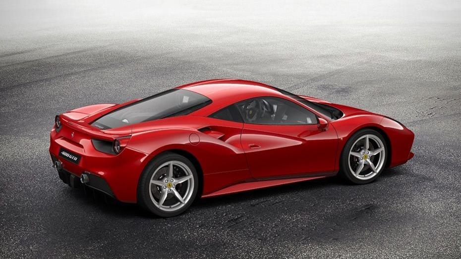 Ferrari 488 (2015) Exterior 024