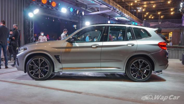2020 BMW X3 M Competition Exterior 002