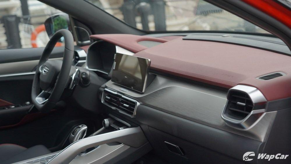 Proton X50 (2020) Interior 013
