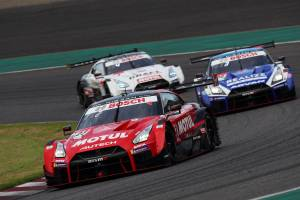 Nissan GT-R Nismo nets 2 consecutive wins in the 2021 Super GT Series GT500 class