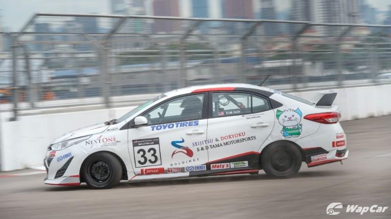 Toyota Vios Gazoo Racing