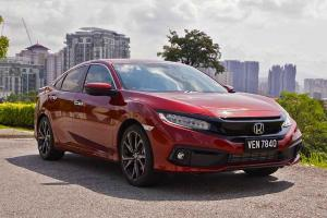 2020 Honda Civic: Berapa gaji minimum untuk memiliki Honda Civic?