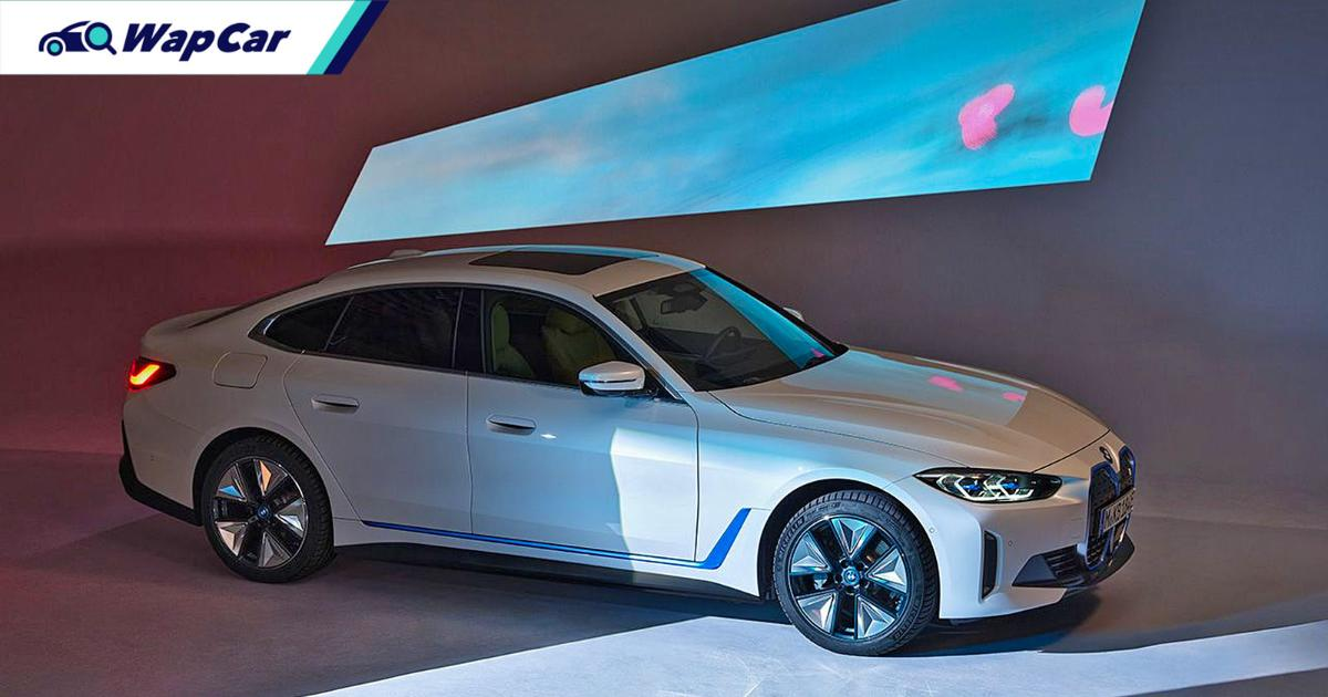 BMW Malaysia drops 2021 BMW i4 teaser, 530 PS sedan launching in Q4 01