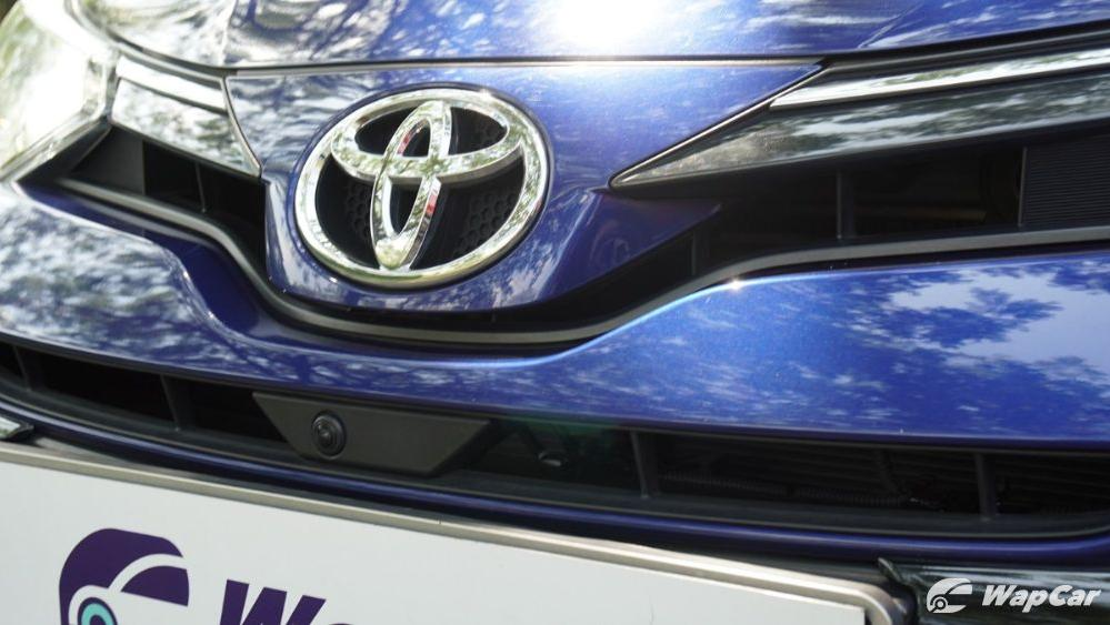 2019 Toyota Vios 1.5G Exterior 080