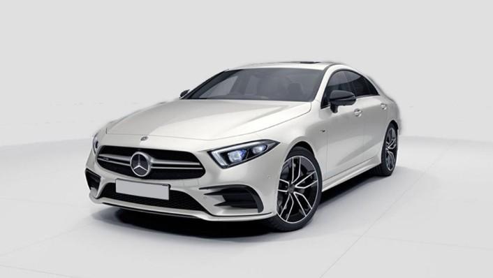 Mercedes-Benz AMG CLS (2019) Exterior 002