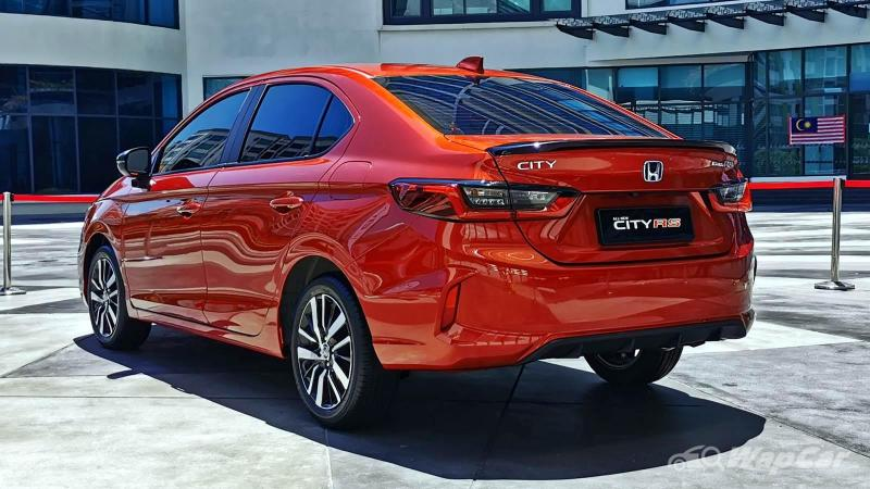 Here's why the all-new 2020 Honda City RS with i-MMD doesn't need a gearbox 02