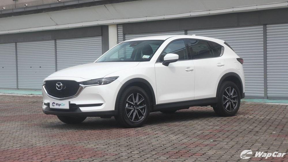 2019 Mazda CX-5 2.5L TURBO Exterior 037
