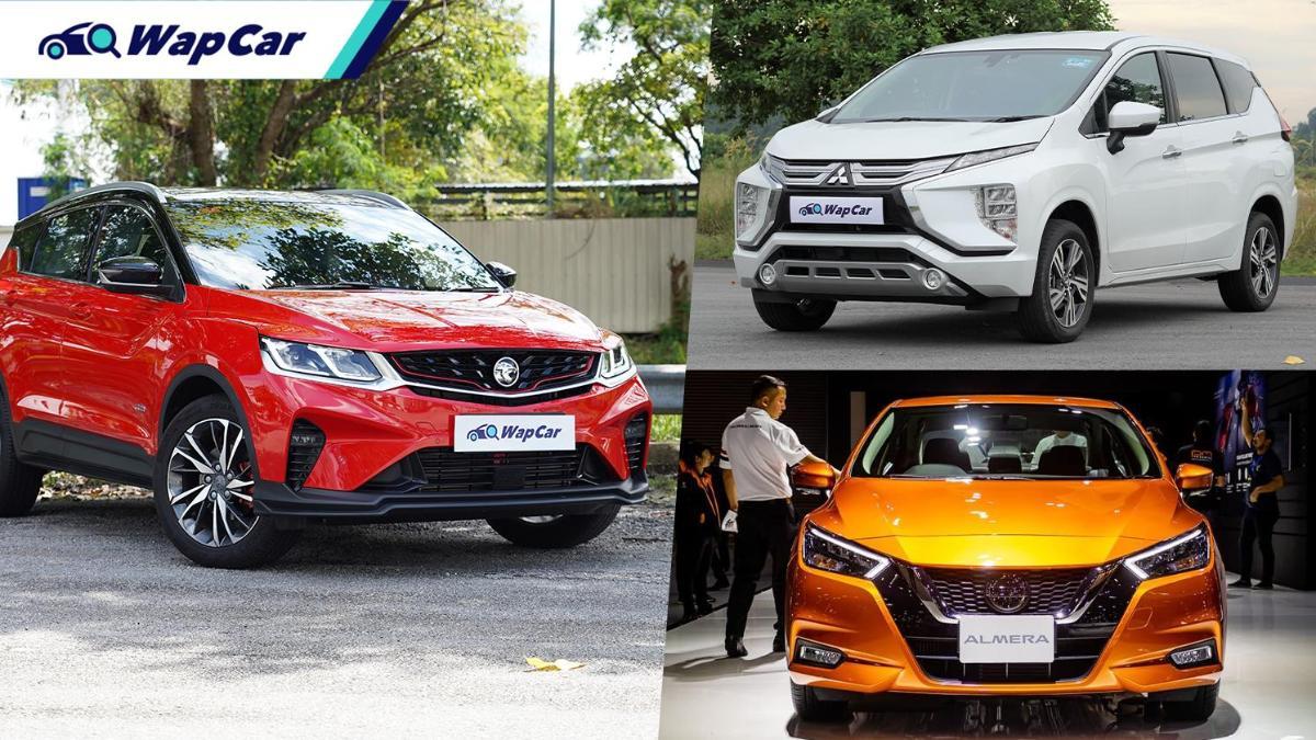 Proton X50, Mitsubishi Xpander, Honda City, Nissan Almera - kereta segmen B boleh jadi Kereta Terbaik 2020? 01