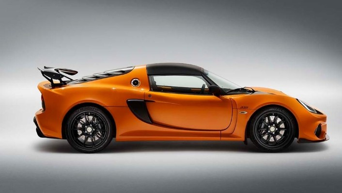 Lotus Exige Roadster (2000) Exterior 004