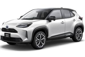 Toyota Yaris Cross debuts in Japan - 1.5L Dynamic Force engines with hybrid and 4WD variants!