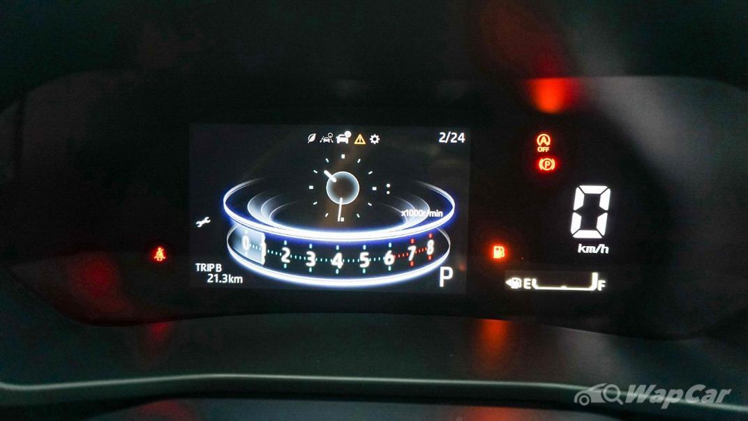 2021 Perodua Ativa 1.0L Turbo AV Interior 020