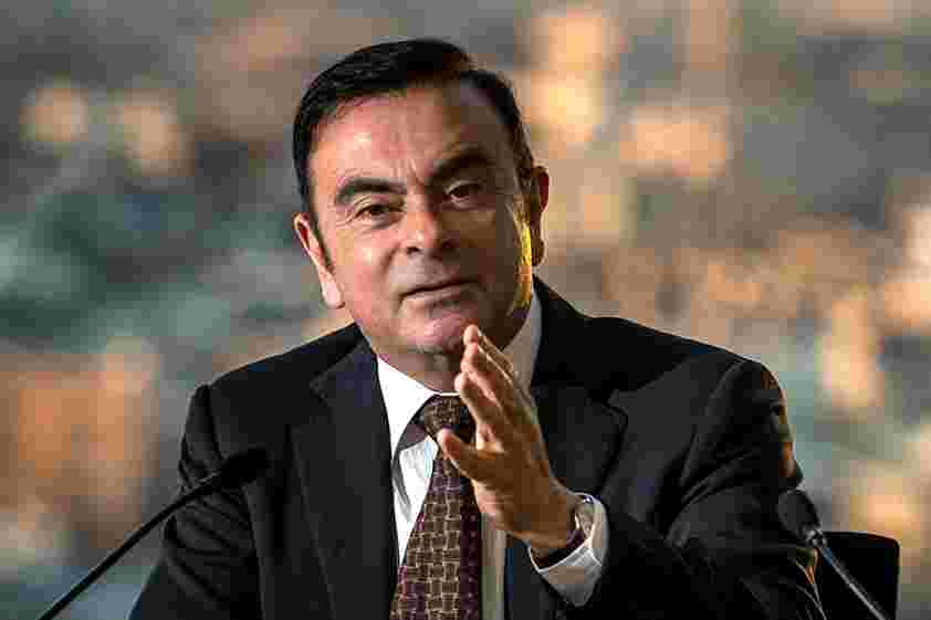 From CEO to fugitive: Who is Carlos Ghosn and why is Interpol looking for him?