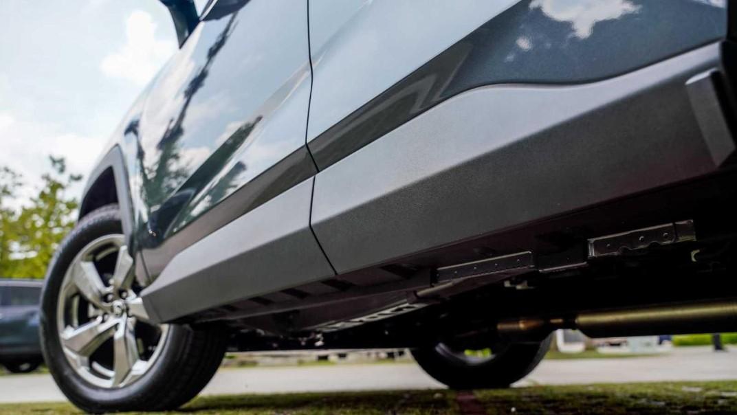 2020 Toyota RAV4 2.5L Exterior 065