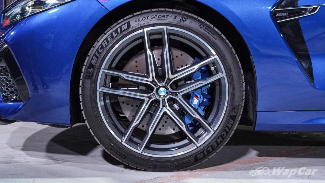2020 BMW M850i xDrive Gran Coupe Exterior 009