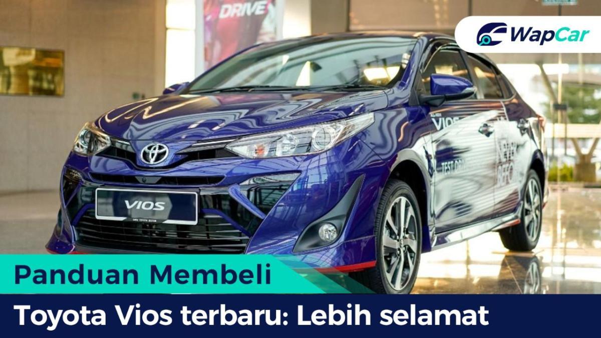 Toyota Vios 2019 - Naik taraf yang dialu-alukan! 01