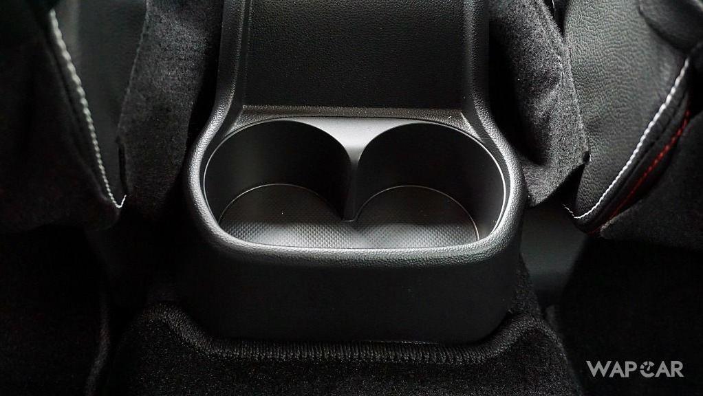 Perodua Myvi (2018) Interior 035