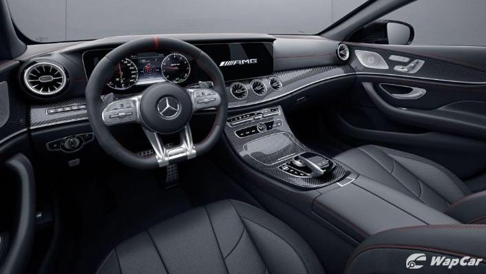 2020 Mercedes-Benz CLS Interior 001