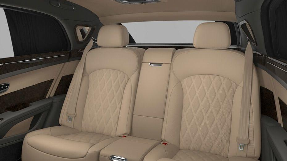 Bentley Mulsanne (2017) Interior 012