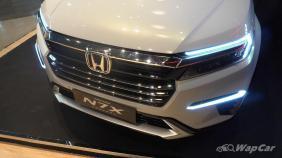 2021 Honda BR-V Upcoming Version Exterior 013