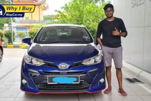 Why I Buy: Say Yes To Vios