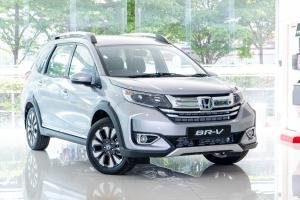 Ratings: 2020 Honda BR-V 1.5L V - Near-excellent score in Space and Practicality, 162 pts overall