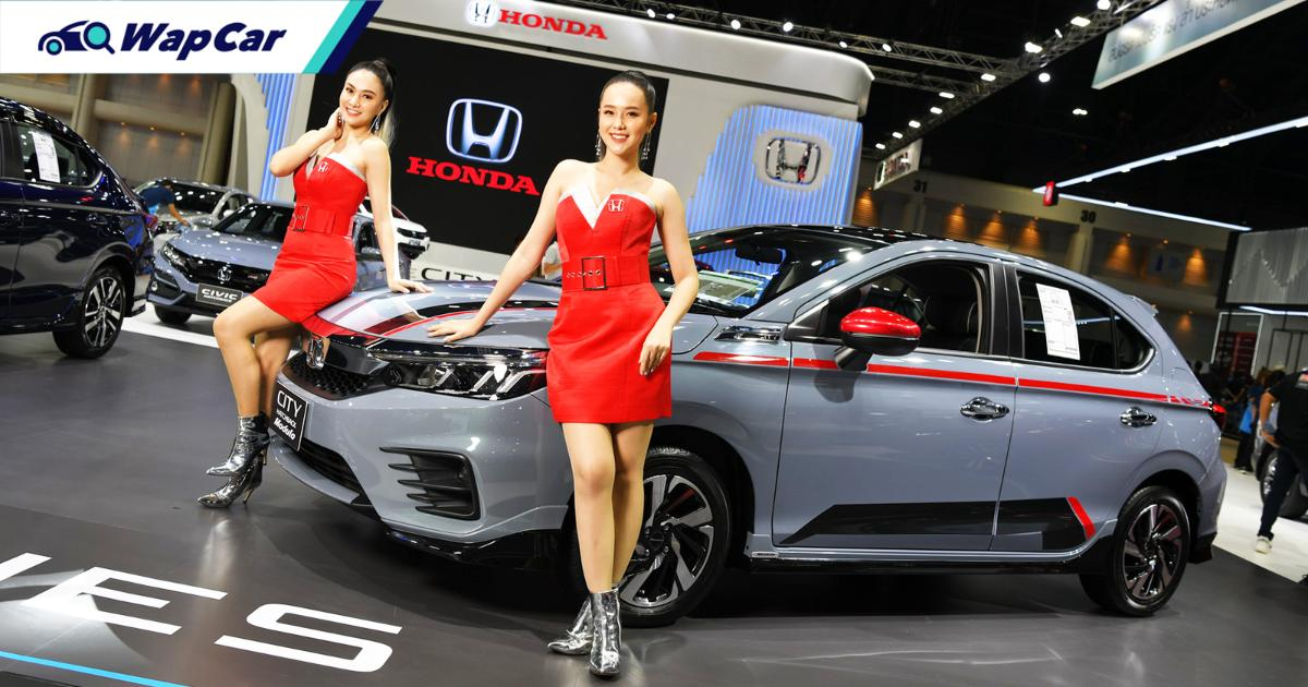 Sorry Toyota, Thais like the Honda City Hatchback more - outsells Yaris by nearly 2x in Feb 01