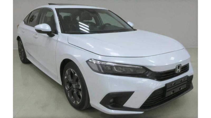 信息爆料:2022 Honda Civic FE将沿用1.5L VTEC Turbo引擎 02