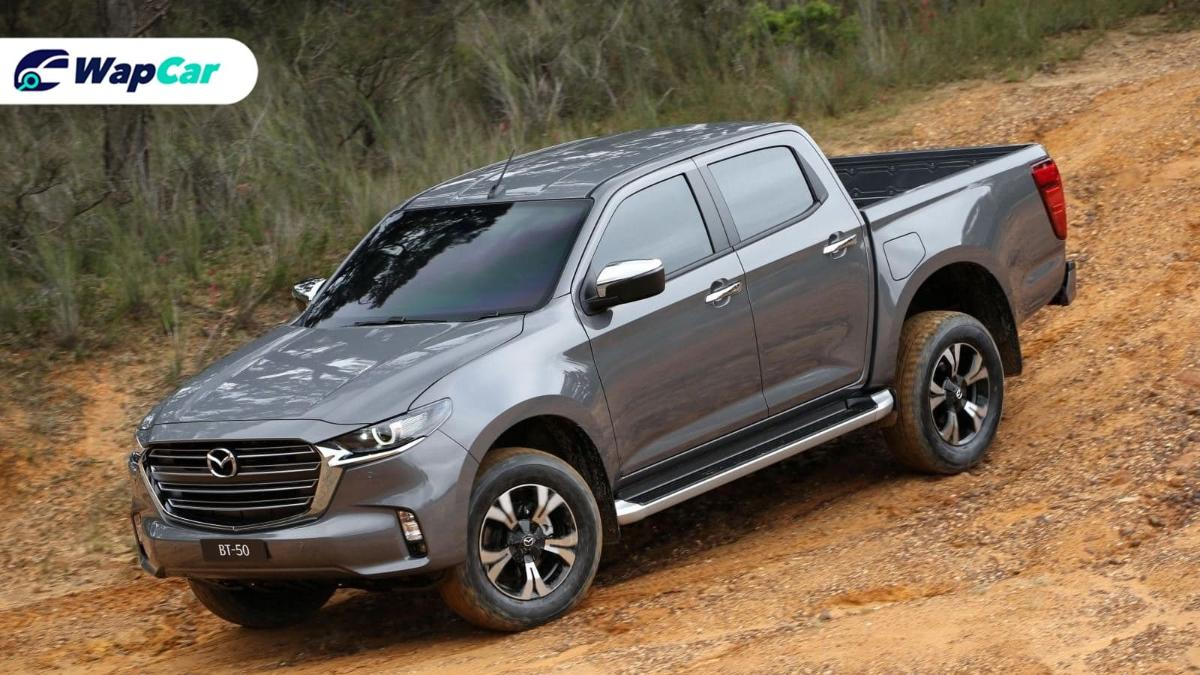 Mazda BT-50: This is why Mazda chose the Isuzu D-Max over the Ford Ranger 01