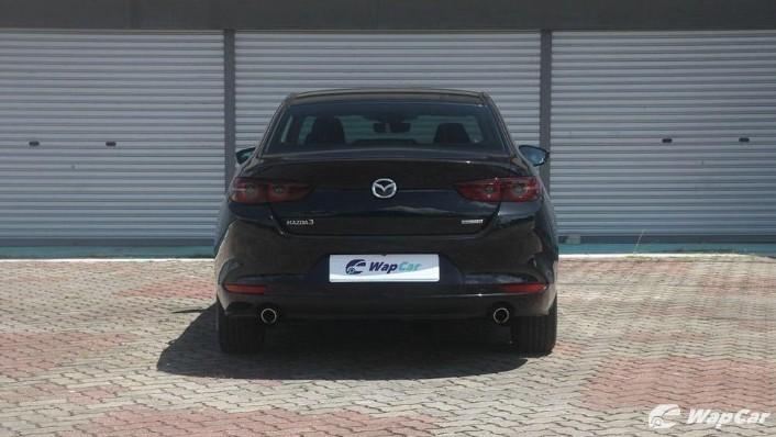 2019 Mazda 3 Sedan 2.0 SkyActiv High Plus Exterior 006
