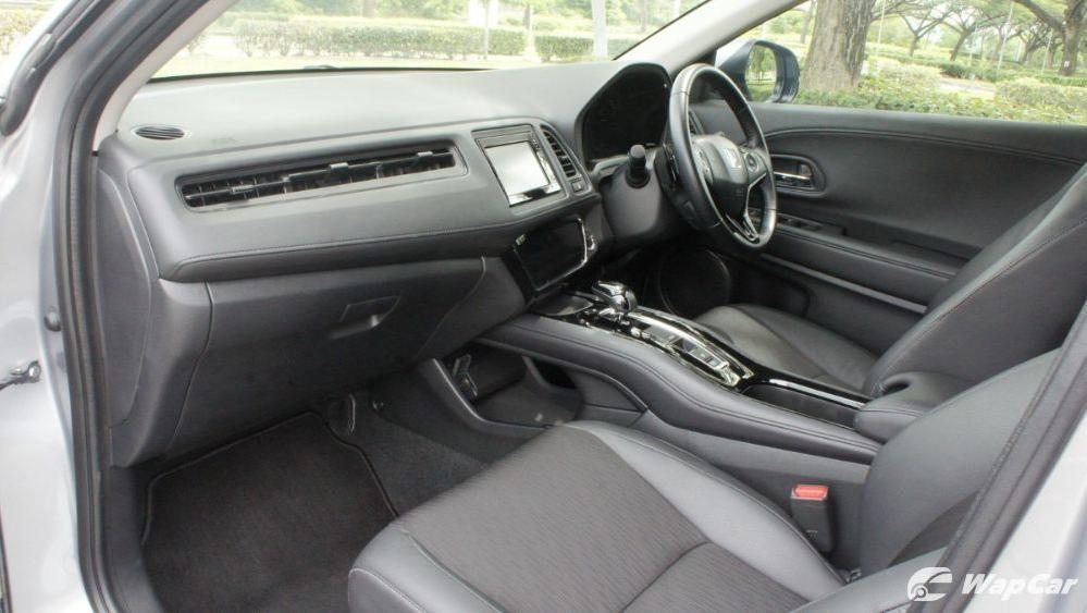 2019 Honda HR-V 1.5 Hybrid Interior 114