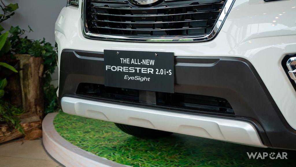 2019 Subaru Forester 2.0i-S EyeSight Exterior 017