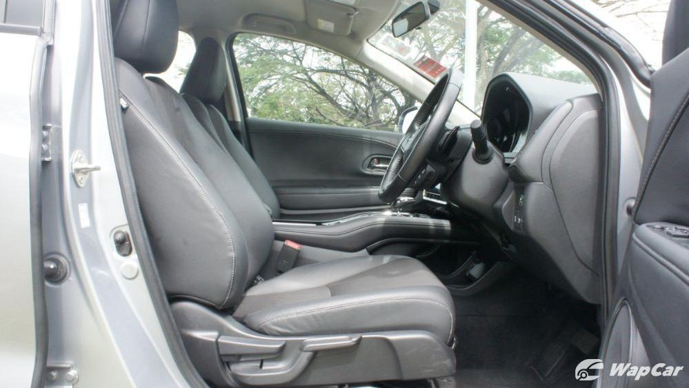 2019 Honda HR-V 1.5 Hybrid Interior 115