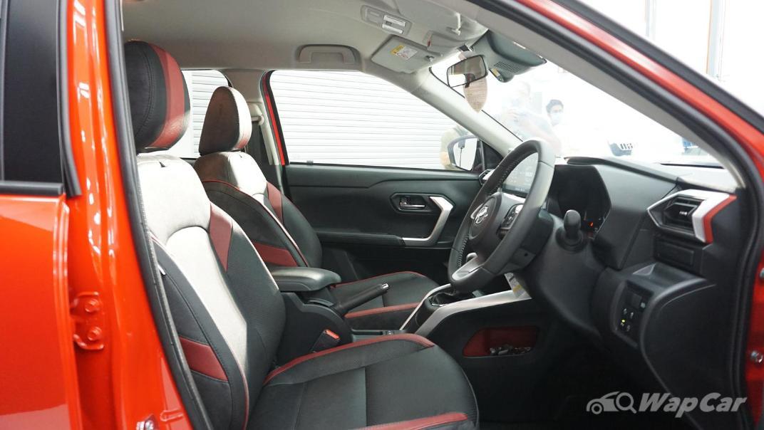 2021 Perodua Ativa 1.0L Turbo AV Interior 035