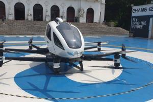 Projek Kereta Terbang masih dilaksanakan. Rakyat salah anggap akibat guna terma 'kereta terbang'?